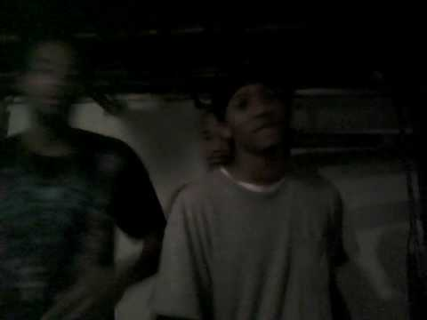 Detroit Unsigned Rap Group T3 get Caught Freestyling On cam