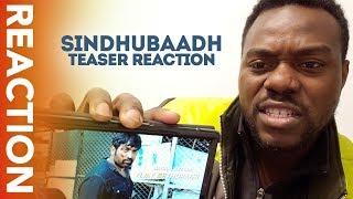 SINDHUBAADH Teaser REACTION   Vijay Sethupathi, Anjali   Yuvan Shankar Raja   S U Arun