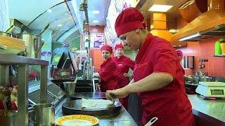 Une chaîne de fast-food russe va ouvrir deux restaurants à New York
