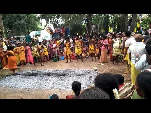 Manapakkam kanniyamman kovil theemithi thiruvizha