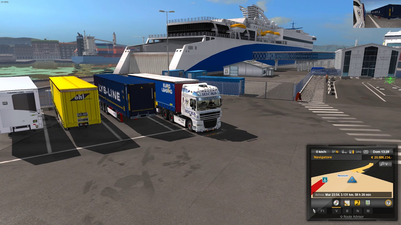 Euro Truck Simulator 2 (1 28) Trailers and Cargo Pack by Jazzycat v 5 4 +  DLC's & Mods