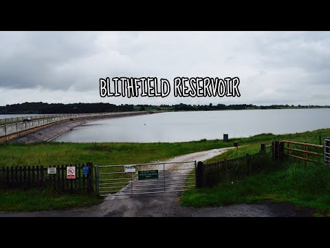 Is There A LOST CITY Under Water At Blithfield Reservoir | Explore With Shano