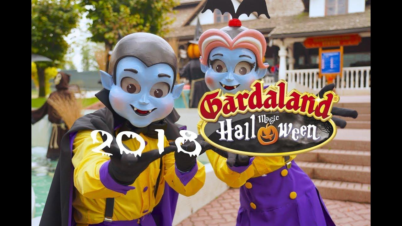 Halloween A Gardaland.Gardaland Magic Halloween 2018