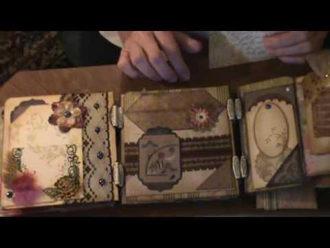 mini album vintage look tws scrap beach nov virtual crop prize part 2 youtube. Black Bedroom Furniture Sets. Home Design Ideas