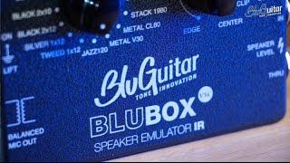 BluGuitar BluBOX VSC - Speaker Emulator IR - EN