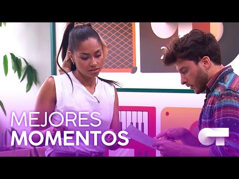 """NIA Y BLAS CANTÓ Ensayan """"HOY TENGO GANAS DE TI"""" - OT 2020"""