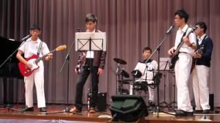 香港道教聯合會鄧顯紀念中學三十周年校慶 石sir 表演(2)