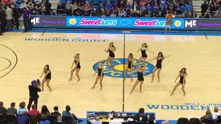 UCLA Dance Team Halftime- A Little Party Never Killed Nobody