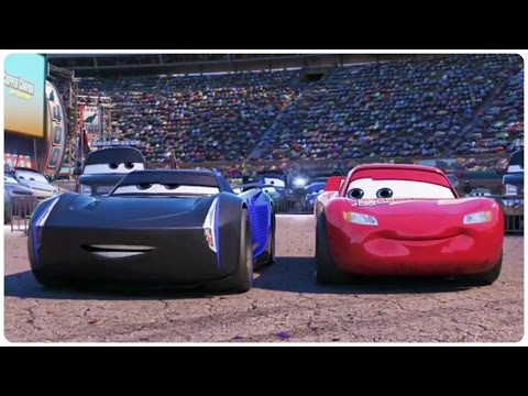 "Thumbnail: Cars 3 ""Drive Fast"" Trailer (2017) Disney Pixar Animated Movie HD"