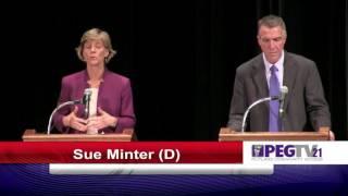 Vermont Gubernatorial Debate 2016