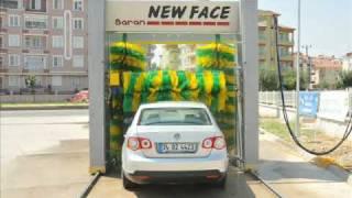 OTOMATİK ARAÇ YIKAMA MAKİNASI NEW FACE CAR WASH