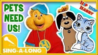 Hip Hop Harry: Pets Need Us thumbnail