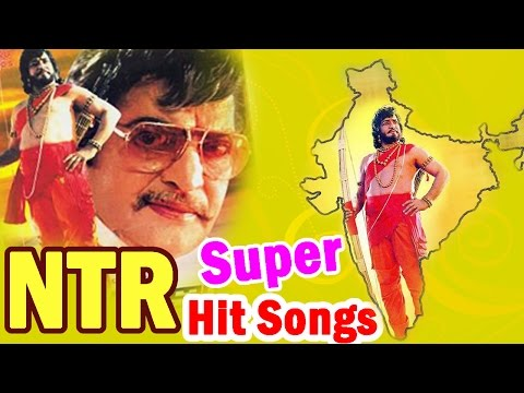N T R Super Hit Songs - N T Rama Rao Back 2 Back Video Songs