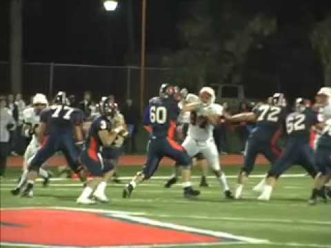North Central College Football Highlights 2008