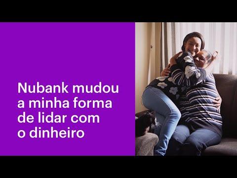 """""""O Nubank mudou a minha forma de lidar com o dinheiro"""""""