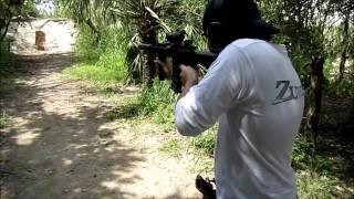 stone hart ammunition full auto tests uzi mac 10 m 16 ump 45 acp 9mm 5 56 nato dual wield