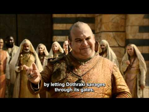 "BestofThrones - ""City of Qarth"" - Daenerys Targaryen & The Spice King"