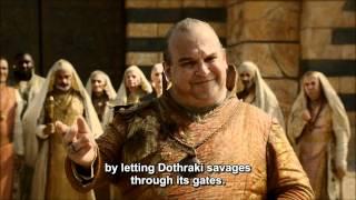 "BestofThrones - ""City of Qarth"" - Daenerys Targaryen & The Spice King"