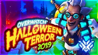 🔴Overwatch Halloween Terror 2019! OWWC TEAM NORWAY FUNDRAISER !donate
