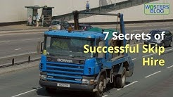 7 Secrets of Successful Skip Hire