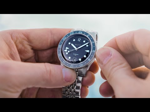Introducing: Baltic Aquascaphe GMT
