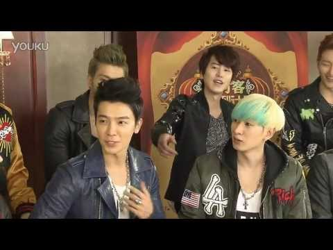 [Eng Sub CC] SJ-M Liaoning TV Spring Festival Interview Footage 130129