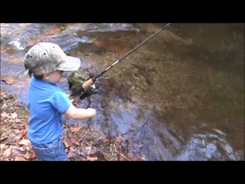 Fly fishing upper catawba river old fort nc youtube for Catawba river fishing