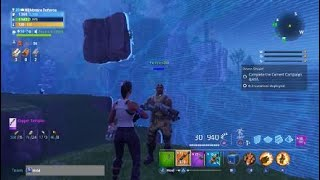 Fortnite Scamming a Scammer #4 (the kid is so bad)