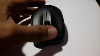 new Mouse Wireless Logitech M150