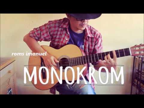TULUS - MONOKROM - FINGERSTYLE cover