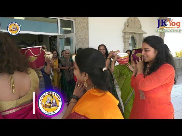Celebrate Tulsi Vivah 2020 at Radha Krishna Temple of Dallas