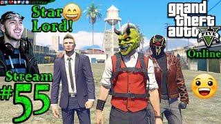 Grand Theft Auto V 🌲💰🤬Y€@🚨🎮👽 All DLC💸PC💻Max Graphics✨#55th Stream🎋