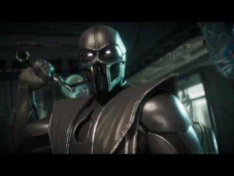 Mortal Kombat 11 : Evento Krypta N  5 - Maschera Klassica di Noob Saibot