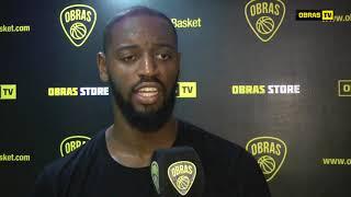 Joaquim Valdelicio Post Obras Basket 75-59 Bahía Basket (30-11-2017)