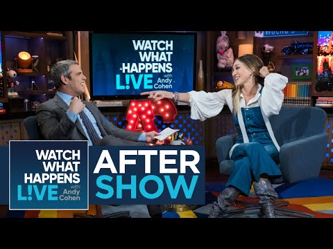 After Show: Sarah Jessica Parker Commends Cynthia Nixon's Run | WWHL