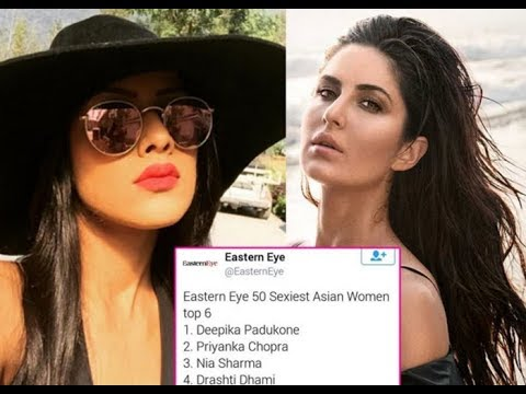 Nia Sharma is the 2nd 'Sexiest Asian Woman', beats fellow actors Drashti Dhami and Sanaya Irani thumbnail