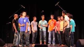 If I Ever Fall In Love Again (A Cappella) - Wayland High School Testostertones