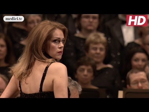"Kristine Opolais - Rusalka ""Song to the Moon"" - Dvořák: Tucker Opera Gala 2016"