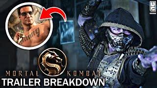 Mortal Kombat (2021) - Ripartizione completa del trailer e Easter Egg !!