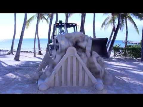 The Great Sand Sculpture Massacre of 2015