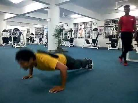 Power world gym Uttarahalli