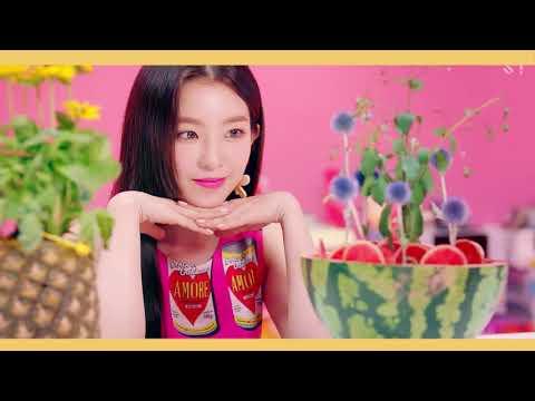Red Velvet Power Up But Only Banana Part