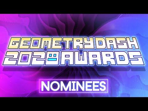 Geometry Dash 2020 Awards Nominees