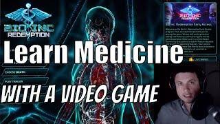 Bio Inc Redemption REVIEW - Educational Video Games - MEDICINE