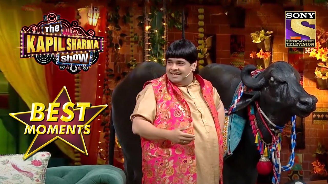 Download AjayAtul हुए Baccha की Comedy से हुए लोट-पोट!   The Kapil Sharma Show Season 2   Best Moments