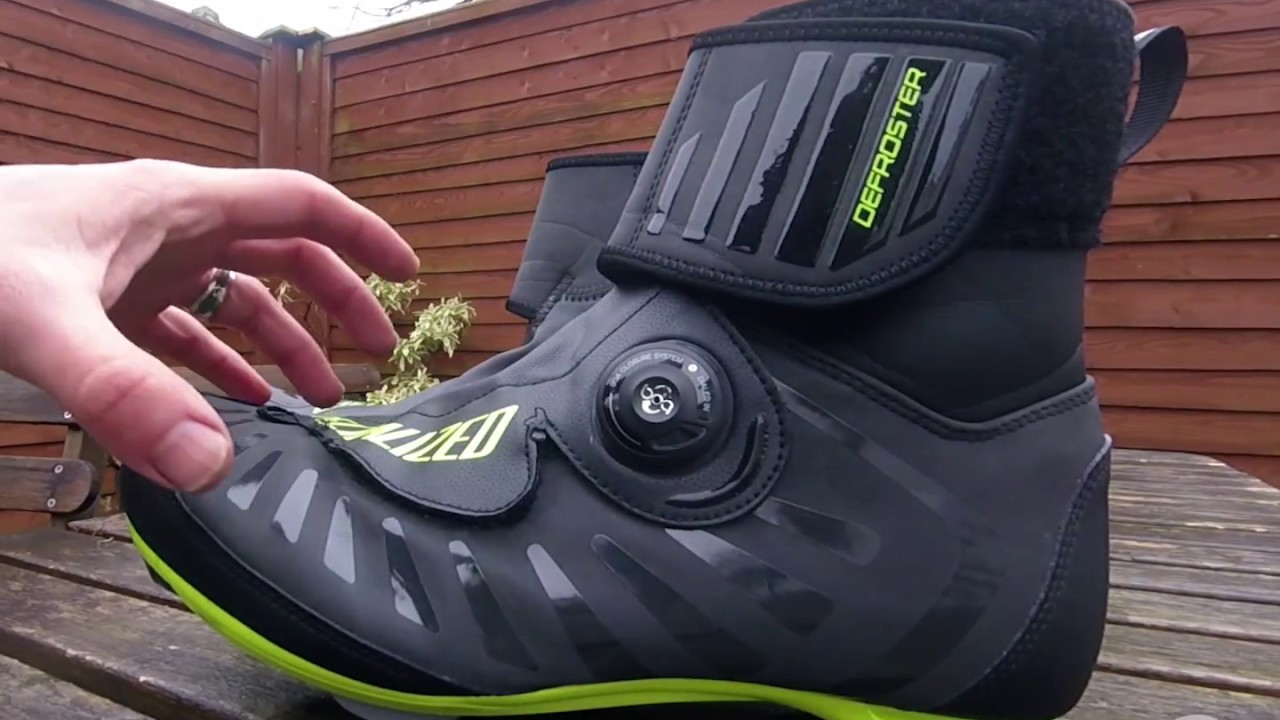 Specialized Defroster Road Shoe Review (Road Cycling Gear)