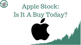 Apple Stock AAPL - is this dividend stock a buy today?