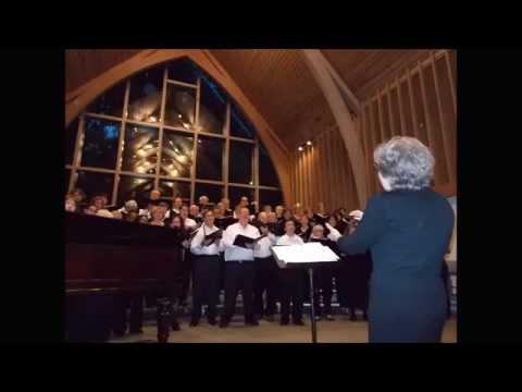 "South Seattle College Community Choir ""My Love Walks In Velvet"""