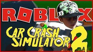 Car Crash Simulator #2 – Smash Ups For Days, Homies