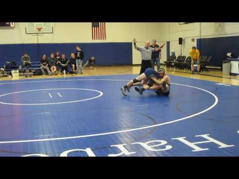 Ryker Steiner BYU @ Grays Harbor Match 3